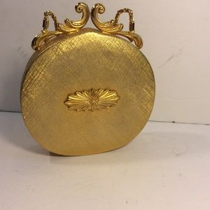Made in Italy for Gi Gi Gold Clutch